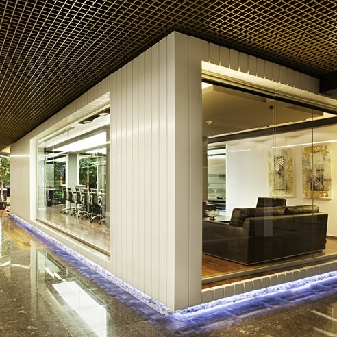 Partition Wall System | Archiglass50 - 14