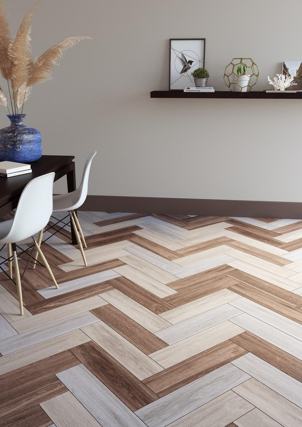 15x60 Wood Grey - 1