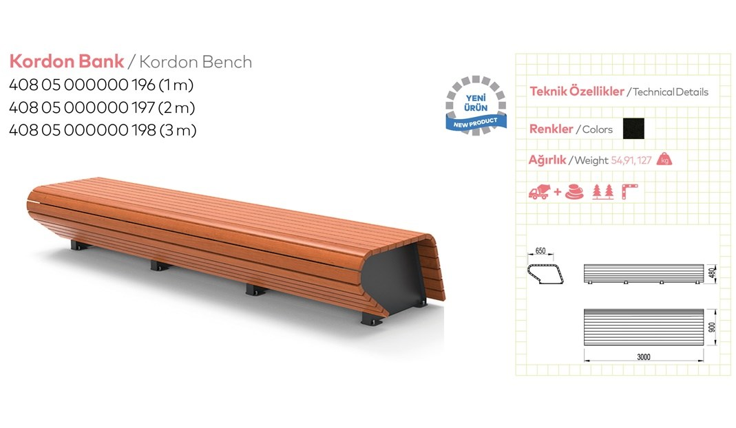 Casting and Metal Benches - 1