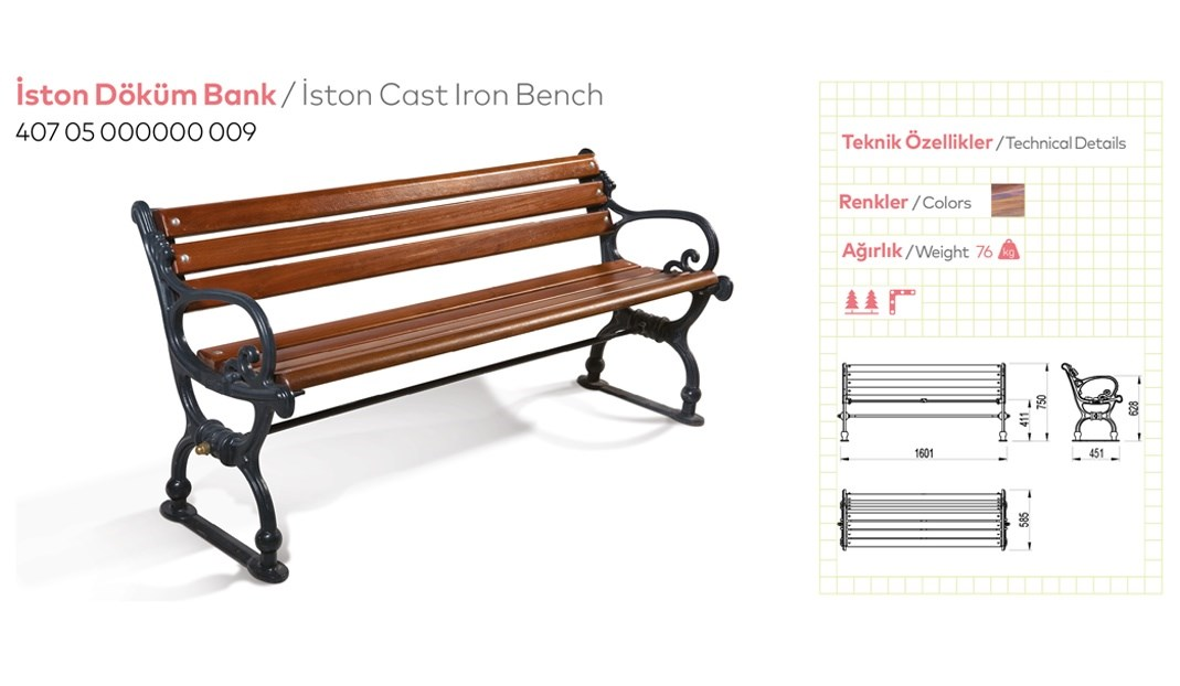 Casting and Metal Benches - 6