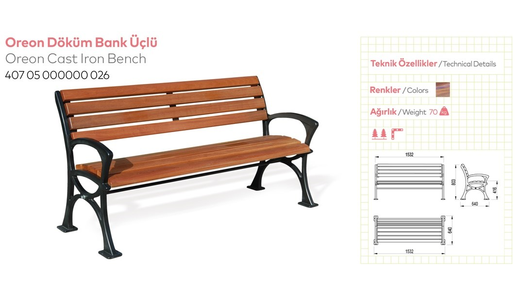 Casting and Metal Benches - 9