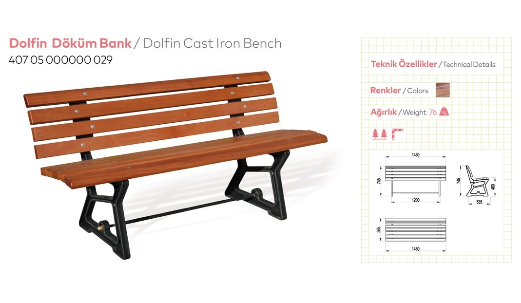 Casting and Metal Benches - 11