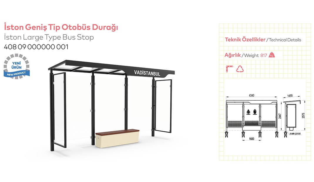 Bus Shelters - 1