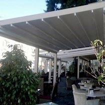 Electric Motorized Awnings