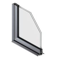 Alüminyum Kapı ve Pencere Sistemleri | DS 50 KT