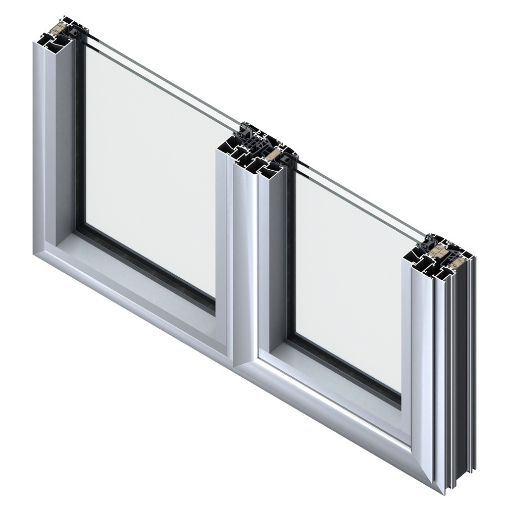 Alüminyum Kapı ve Pencere Sistemleri | ST 80 HI - 0
