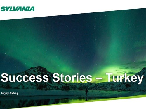 Sylvania Türkiye Başarı Hikayeleri