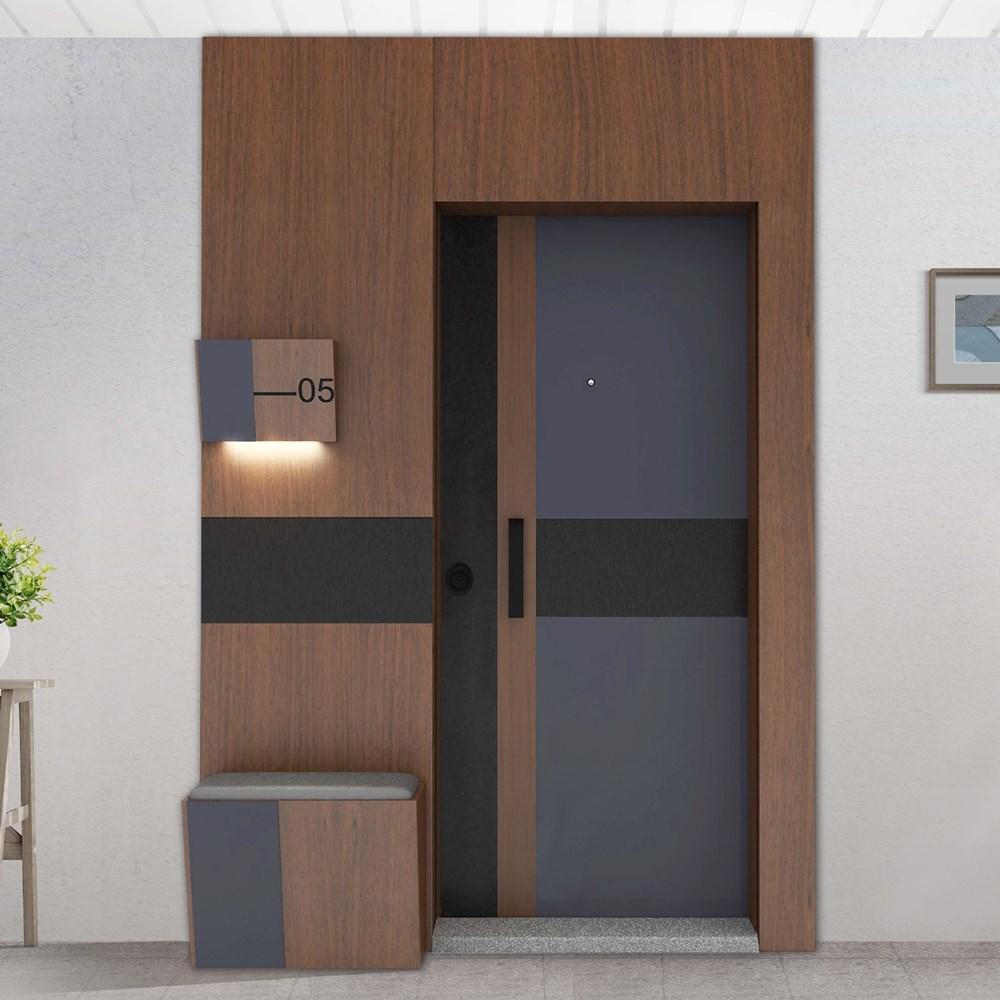 Steel Door | AX-04