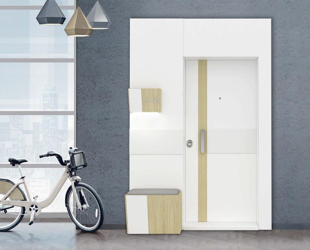 Steel Door   AX-04 - 0
