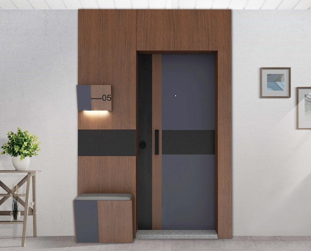 Steel Door   AX-04 - 1