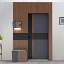 Çelik Kapı | AX-04