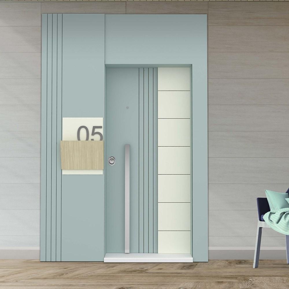Steel Door | AX-03