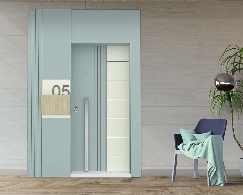 Steel Door | AX-03 - 1