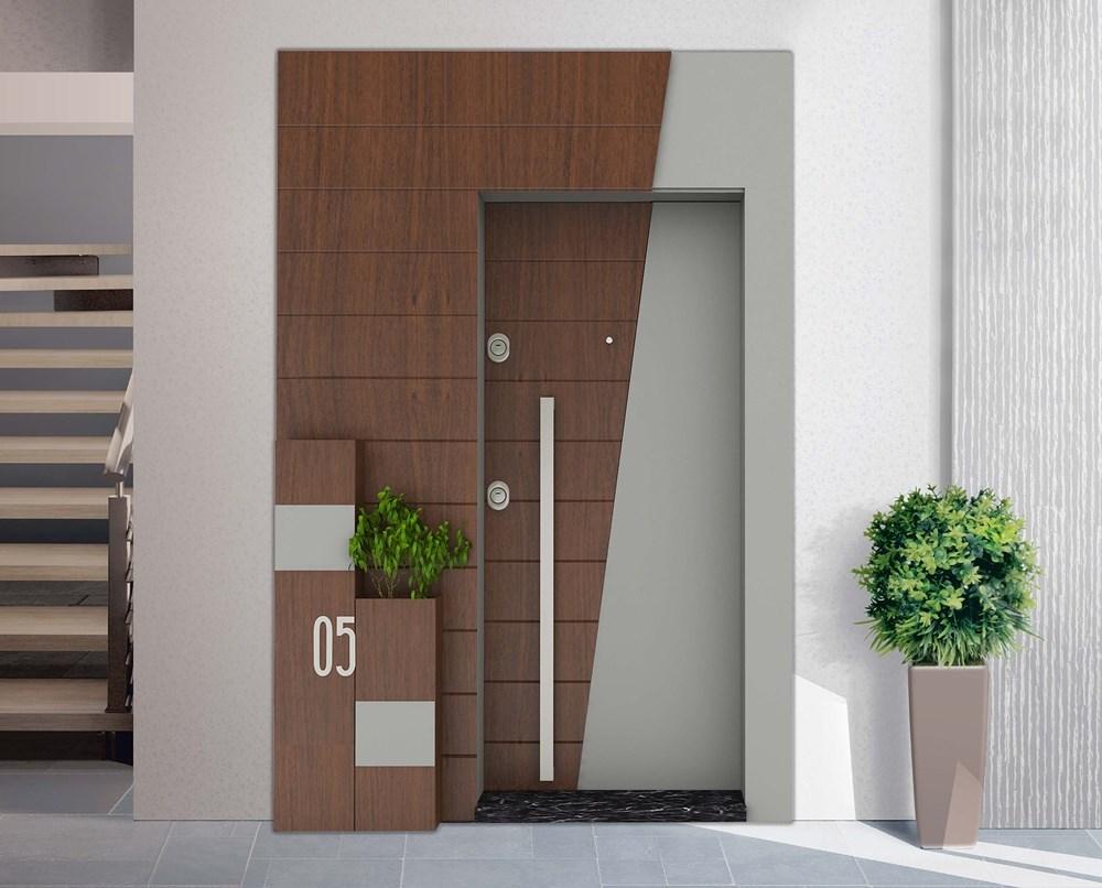 Steel Door   AX-02 - 0