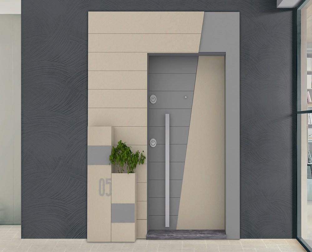 Steel Door   AX-02 - 1