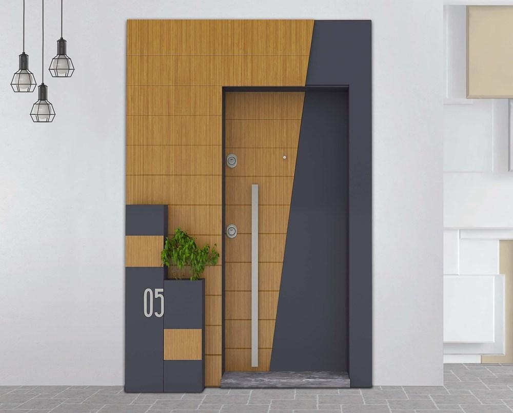 Steel Door   AX-02 - 2