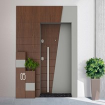Çelik Kapı | AX-02