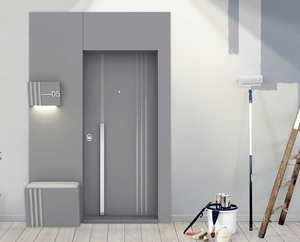 Steel Door | AX-01 - 0