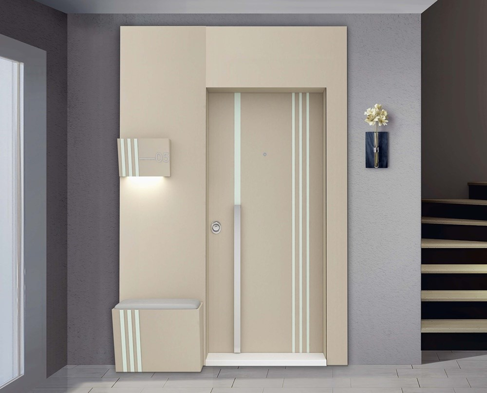 Steel Door | AX-01 - 1