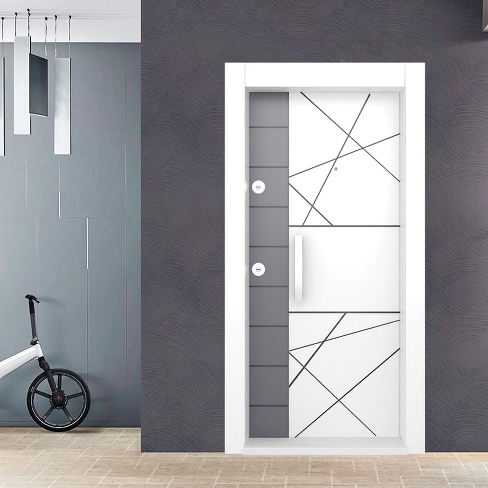 Steel Door | BD-520