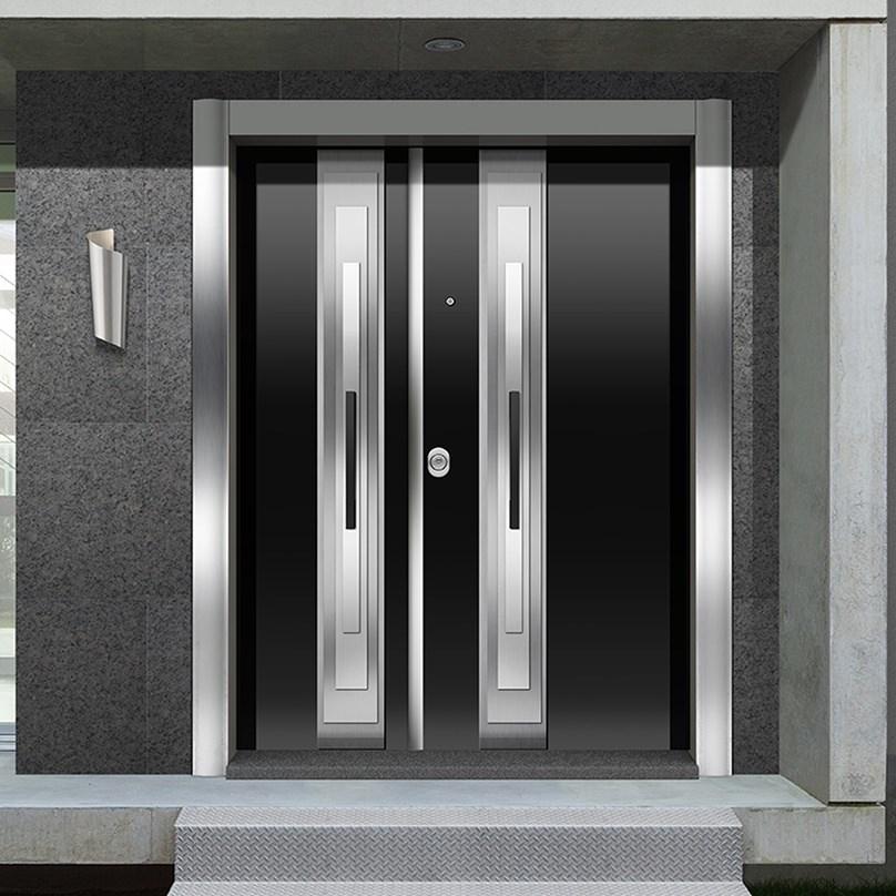 Entrance Door | Double Series HILL-D