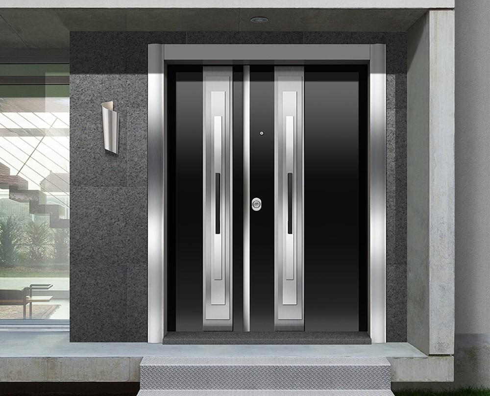 Entrance Door   Double Series HILL-D - 0