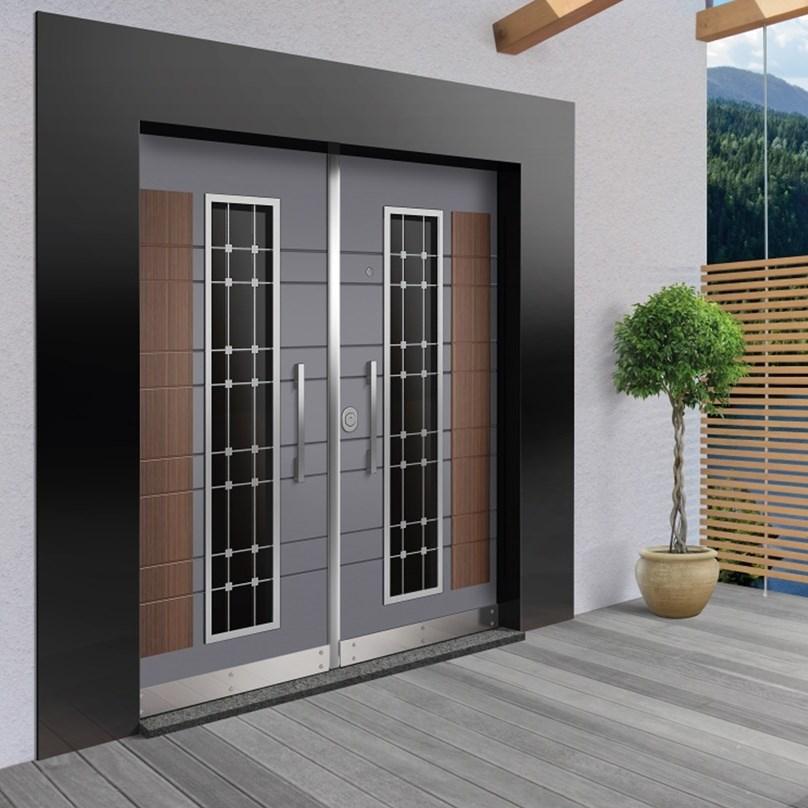 Entrance Door | Double Series VIN-D