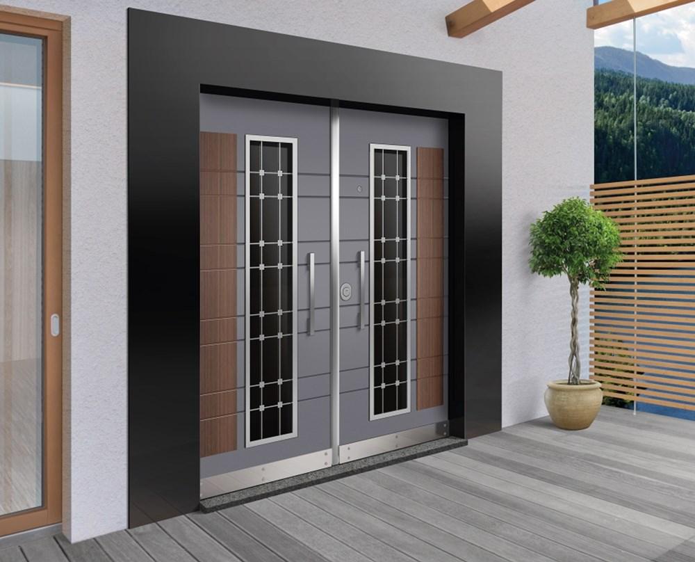 Entrance Door   Double Series VIN-D - 0