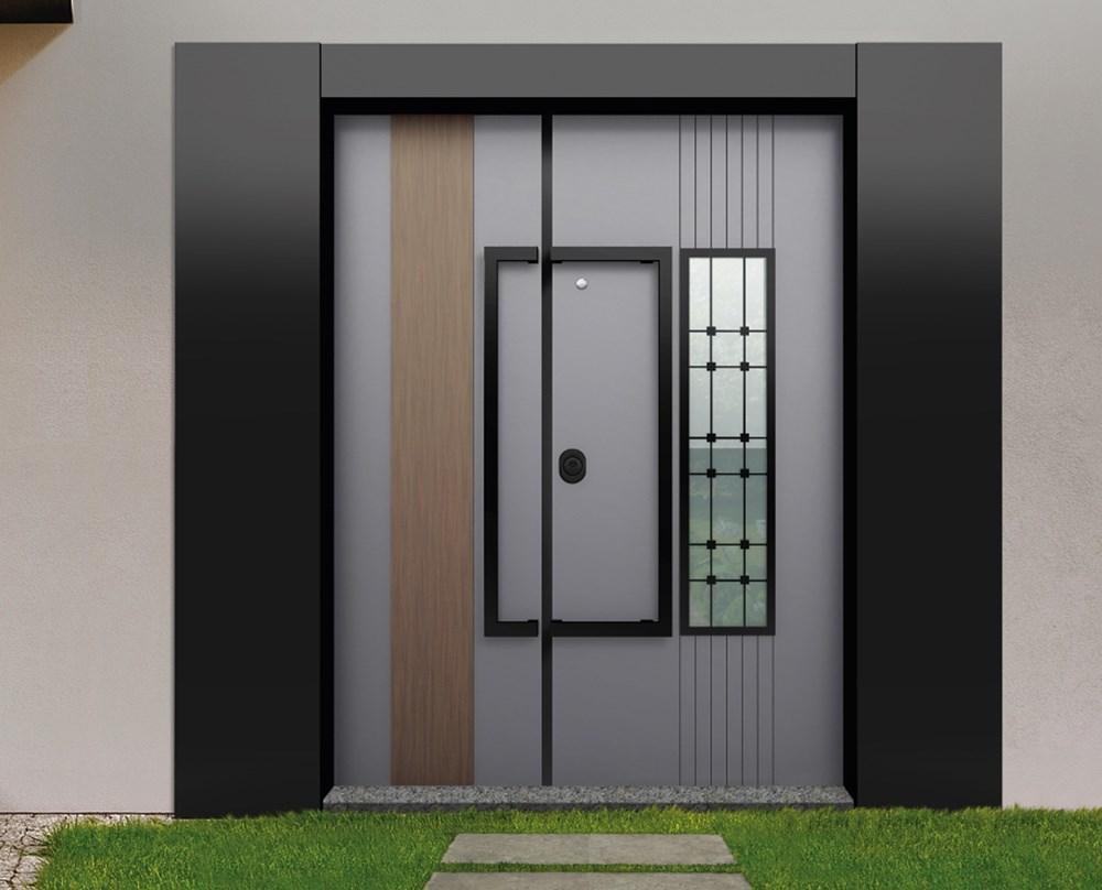 Exterior Door   Double Series VIN-X - 0