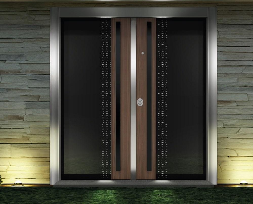 Exterior Door   Double Series VAV-D - 0