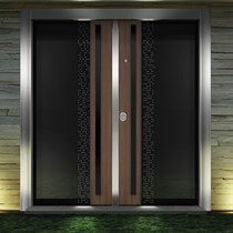 Dış Kapı | Double Serisi VAV-D