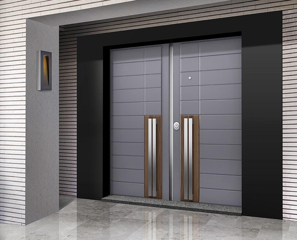 Exterior Door | Double Series HX-D - 0