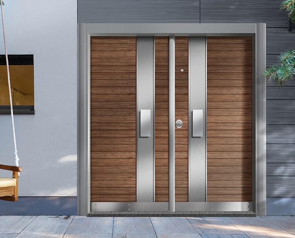 Exterior Door   Double Series MASS-D - 0