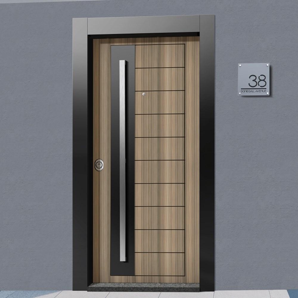 Steel Door | Line Series PUX