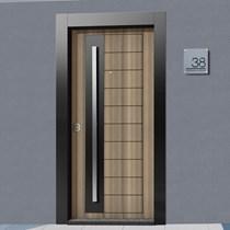 Çelik Kapı | Line Serisi PUX