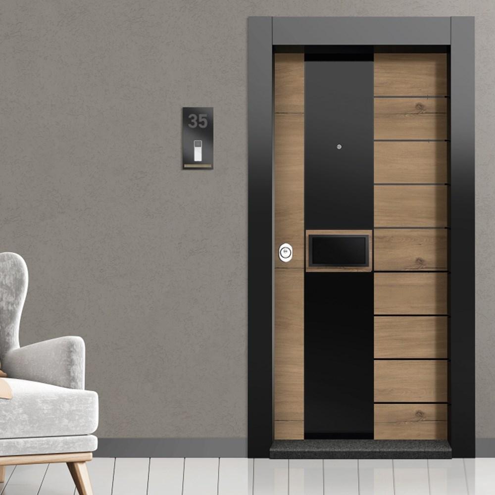 Steel Door | Line Series ROAD
