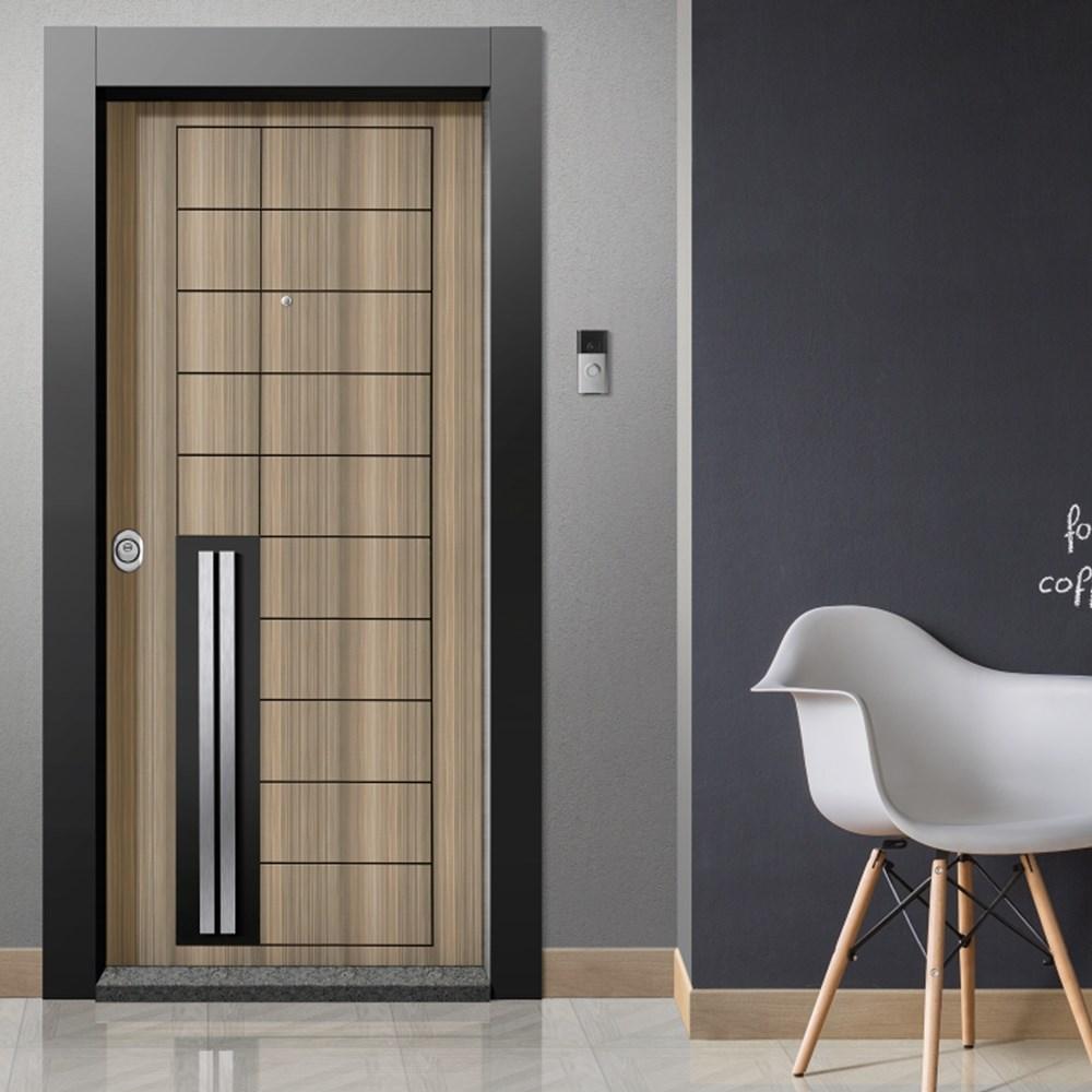 Steel Door | Line Series WOOH
