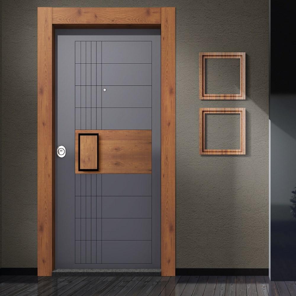 Steel Door | Line Series REDO