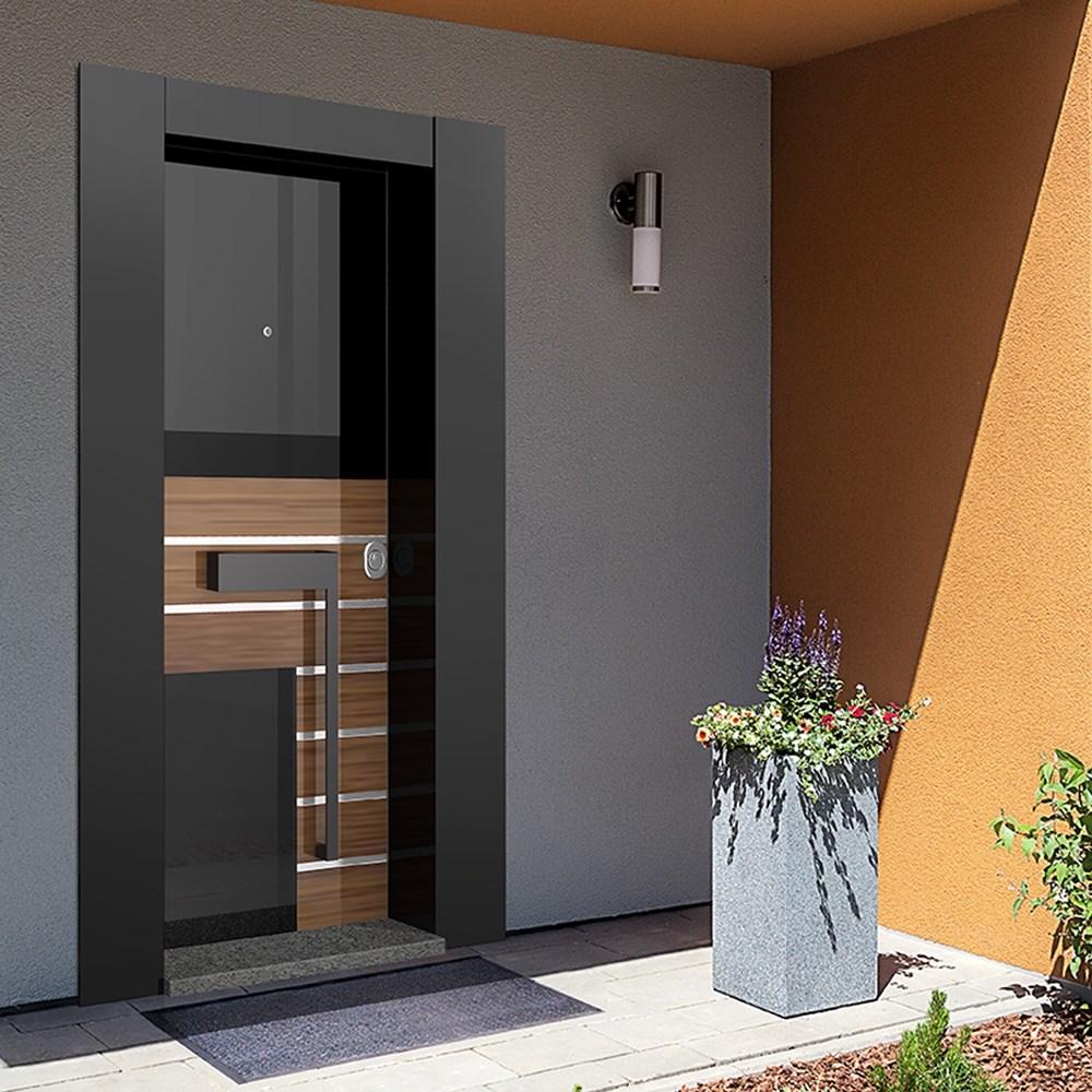 Steel Door | Boutique Series LX