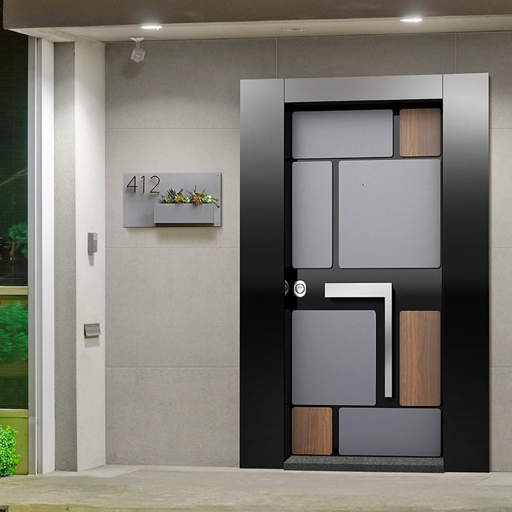 Steel Door | Boutique Series ISLAND