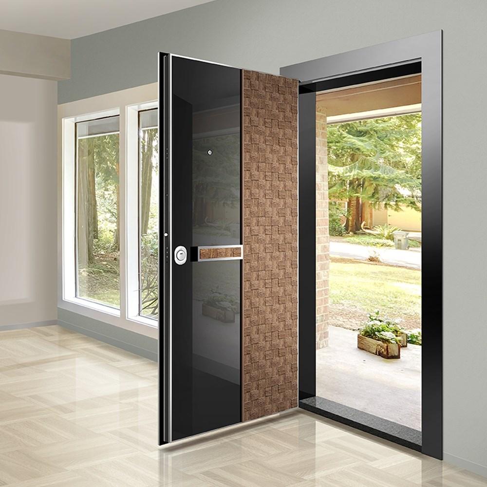 Steel Door | Woodx Series NATU