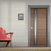 Çelik Kapı | Woodx Serisi MASS
