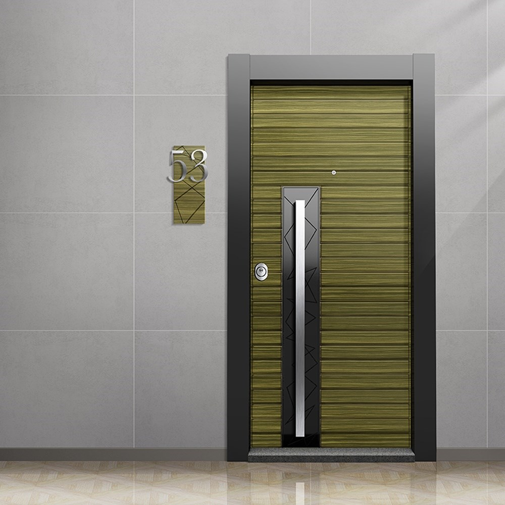 Steel Door | Woodx Series MUU