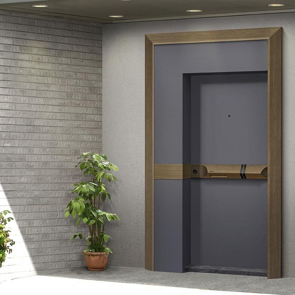 Steel Door | Bigg - 158