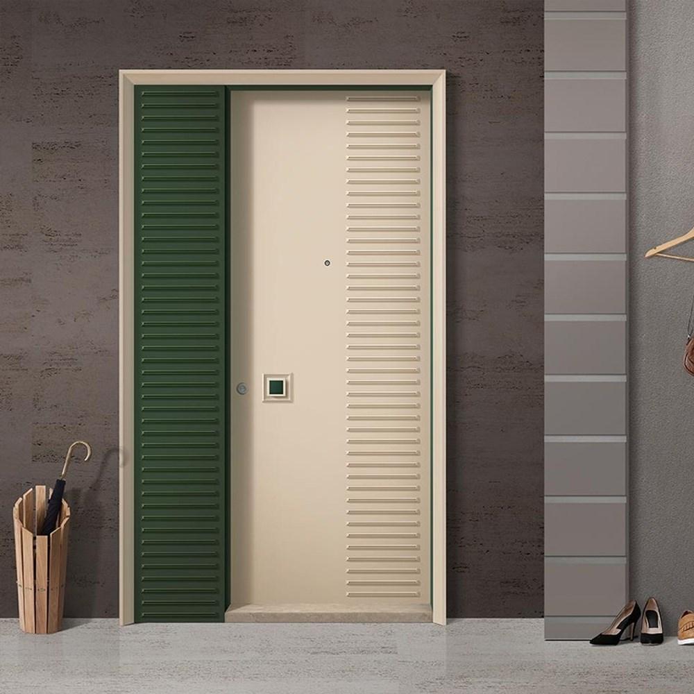 Steel Door | Grid - 144