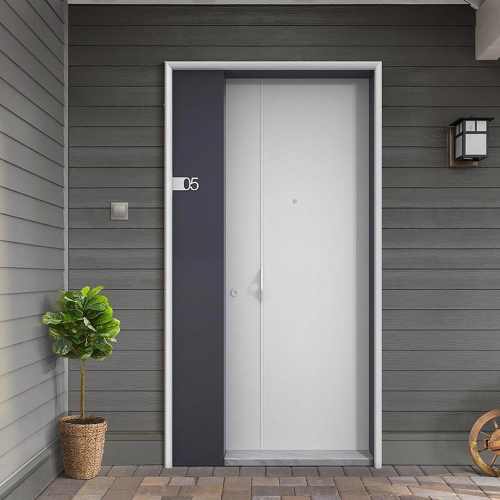 Steel Door | Endi -138