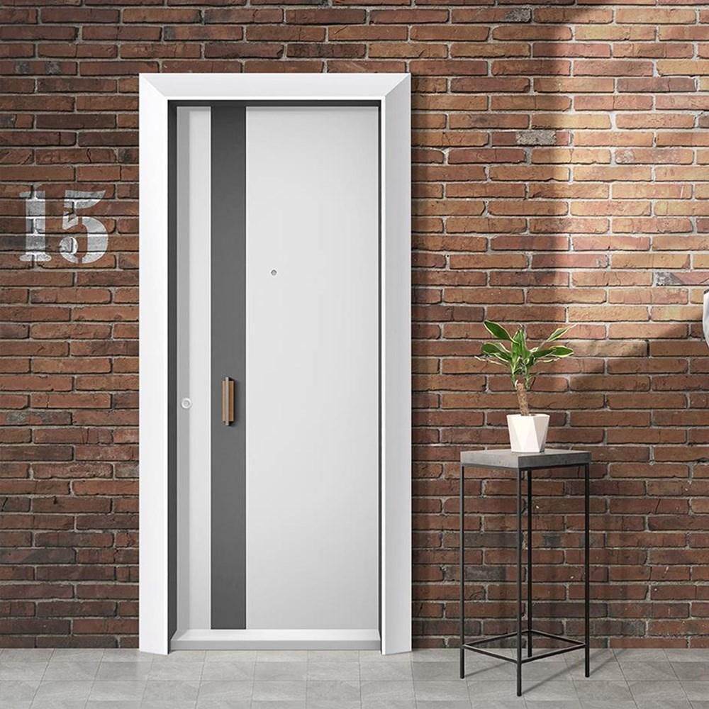 Steel Door | Via - 106