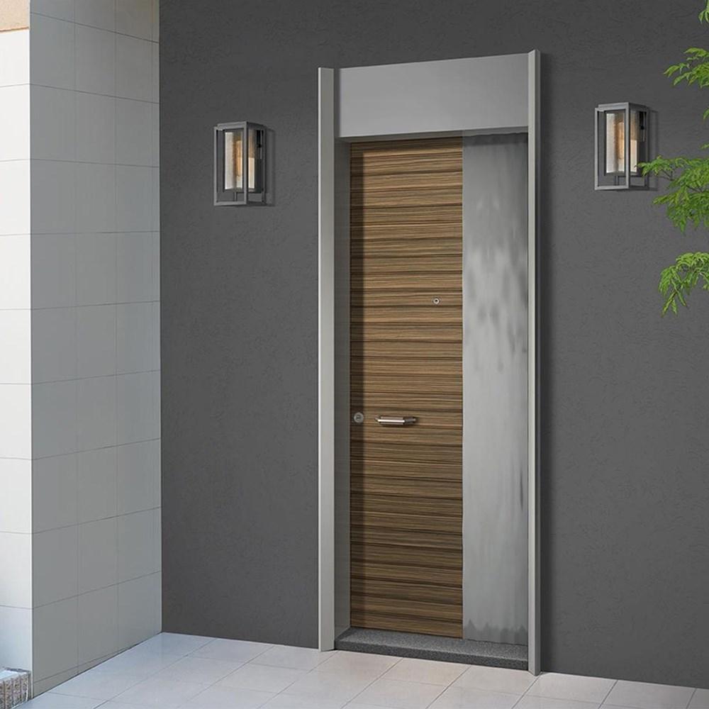 Steel Door | Wave - 089