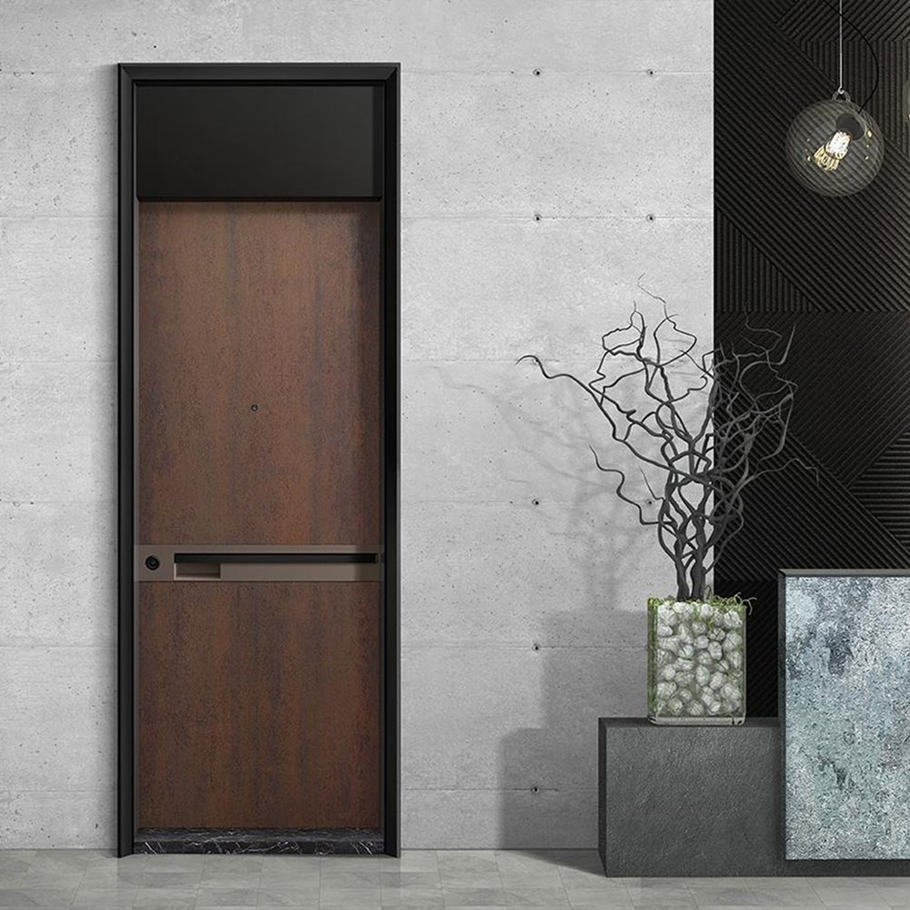 Steel Door | Burr - 079