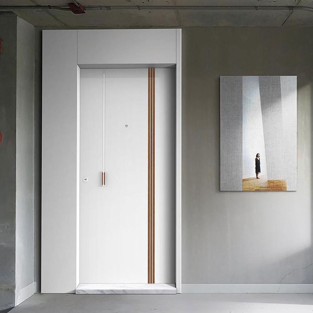 Steel Door | Leg - 014